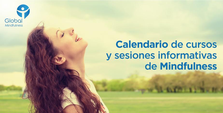 Calendario de Formación de Mindfulness
